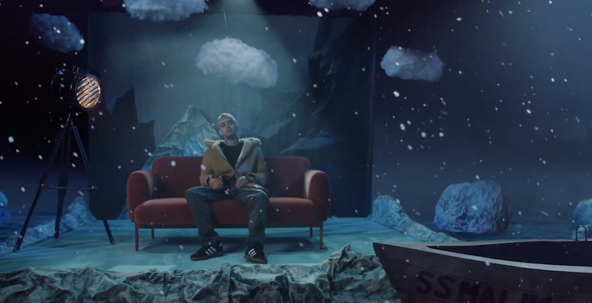 .@zaynmalik gave us IMMACULATE vibes with his video for #Vibez! 🎥✨