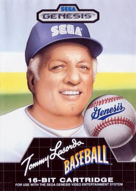 Stay hard, Tommy Lasorda. Your video game was very frustrating as a kid, but it was the first baseball game I ever played.