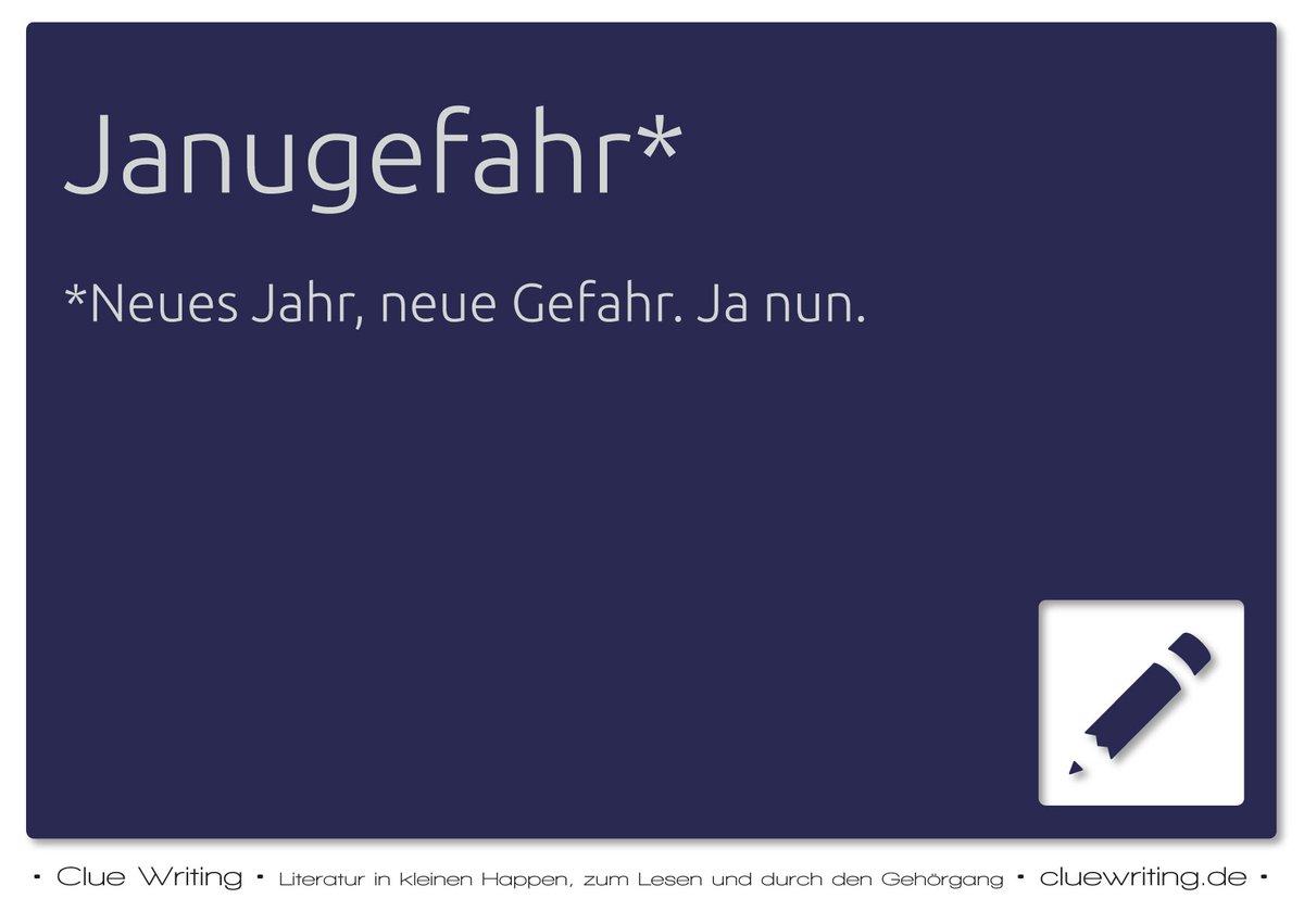 Janugefahr | Neues Jahr, neue Gefahr. Ja nun. . Alle E-Cards gibt es in unserem Facebook-Bilderalbum – wir freuen uns auf euren Besuch! . #Ecard #Meme #Schreibfehler #Autorenleben #Schreiben #Rechtschreibung #Lektorat