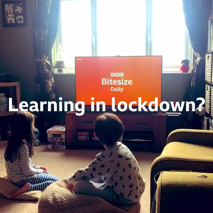 From today, @bbcbitesize making lockdown learning more accessible than ever.  📚 Watch primary #BBCBitesizeDaily & more on @cbbc from 9am.  📚 Watch secondary #BBCBitesizeDaily & Brian Cox on @BBCTwo from 1pm.