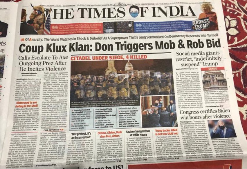 Replying to @krupali: Oh India KNOWS how to write a headline.