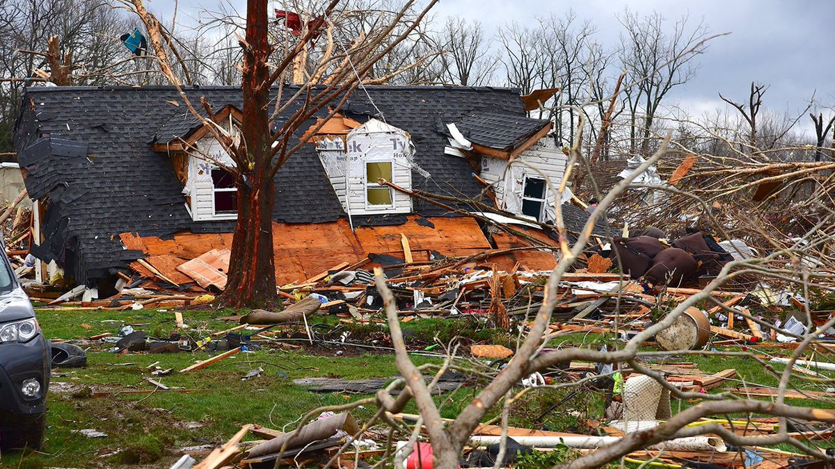 The previous record number of billion-dollar U.S. #weather disasters in any year was 16.  #2020 obliterated that record, according to a NOAA report released today.