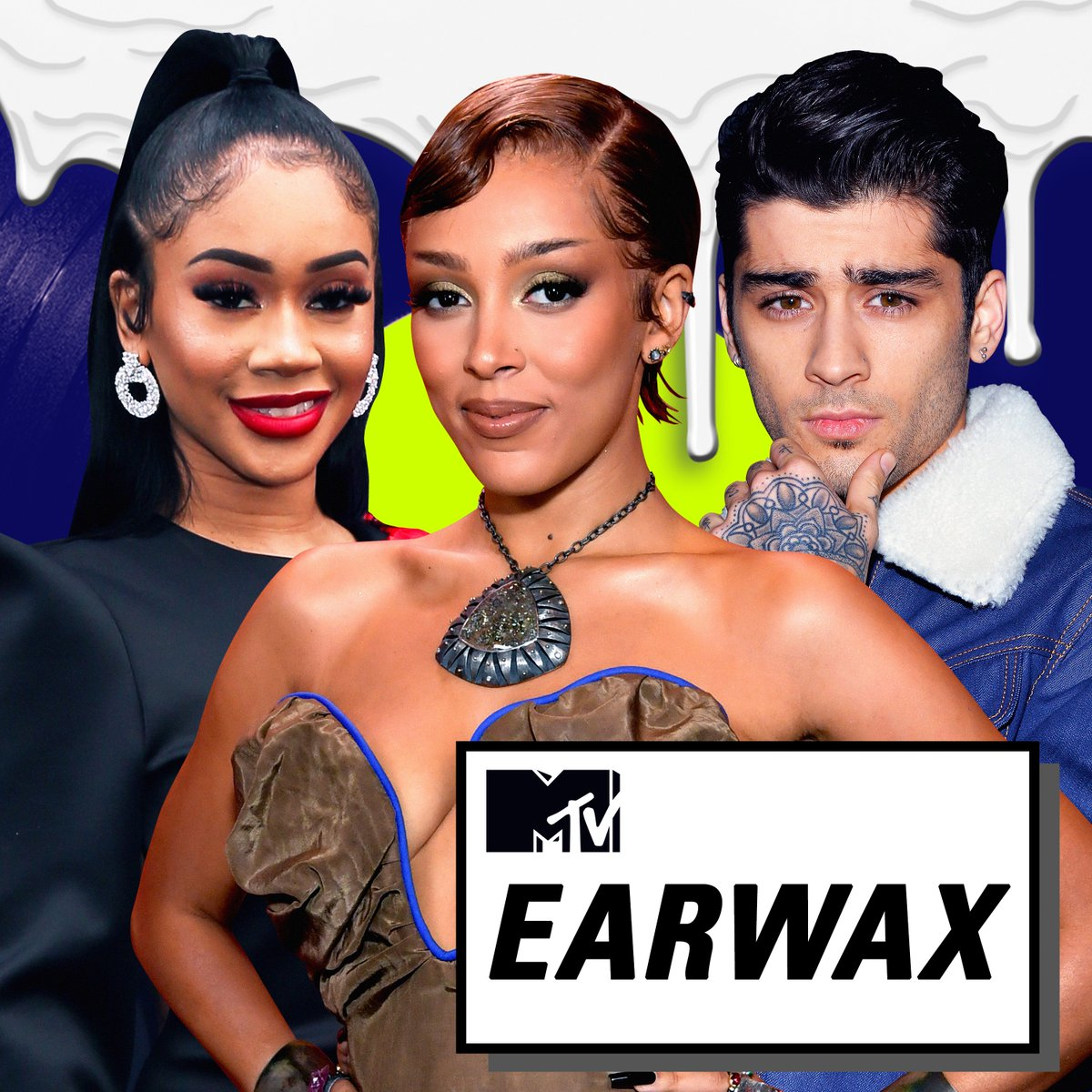 Amp-up your weekend with our #EarWax playlist featuring hits from @Saweetie, @DojaCat and @zaynmalik and MORE! 🔥  Listen here on @AppleMusic: