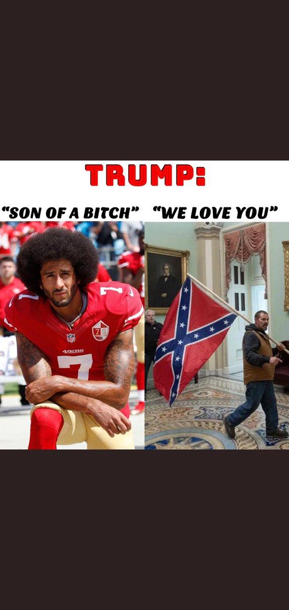 White privilege at its best... #ByeByeTrump #BlackTwitter #CapitolRiots #CapitolBuilding #TrumpIsANationalDisgrace
