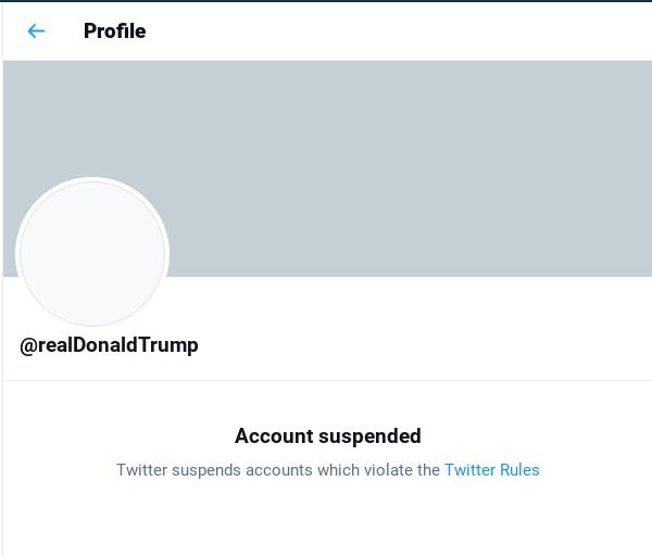 OOF #DonaldTrump