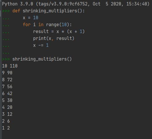 @GiftedTawk #EveryoneCanCode #Python
