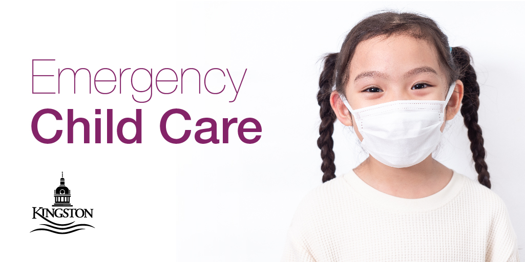 test Twitter Media - To support health care and front-line workers during the extended school shutdown, the City of Kingston, in partnership with Licensed Child Care Operators, is opening licensed spaces for emergency child care services for school-aged children.   https://t.co/kSLZgj2Iyh #ygk https://t.co/jPcqRRWNgb