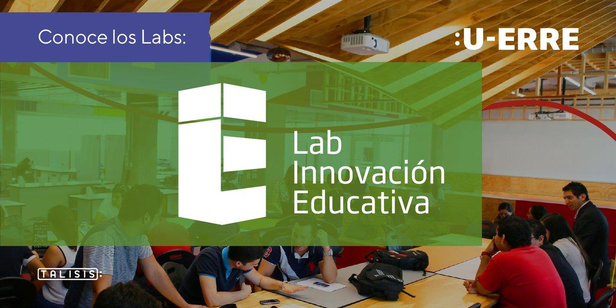 En U-ERRE tenemos laboratorios de vanguardia, cuyas instalaciones facilitan e incentivan que los alumnos tenga una experiencia de aprendizaje en entornos reales. Conoce el Lab de Innovación Educativa. #HechosParaCambiar https://t.co/FDG0abRmYE