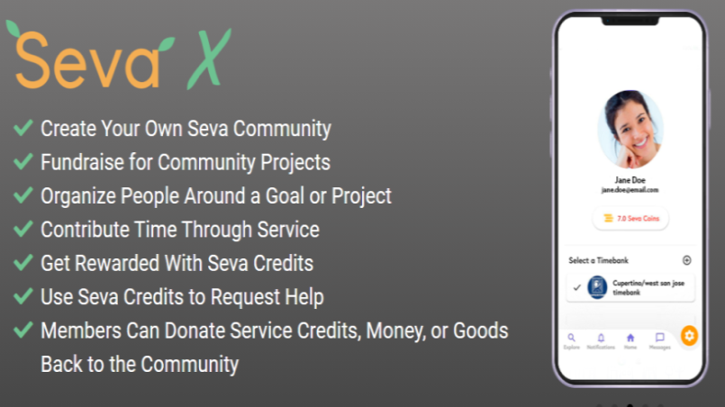 Checkout the latest @exchangeseva /  news @ . #communities & #nonprofits can try Sevax App for FREE,  #nonprofit #csr #volunteer #timebanking #community #sustainability #education #futureofwork #hrtech #hr #NGO