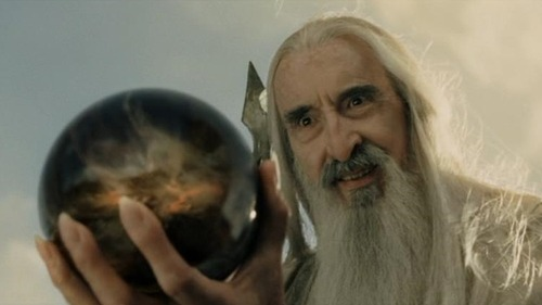 "BREAKING: Saruman breaks ties with Sauron. Says he is shocked by Sauron's ""rhetoric."" Quoted saying: ""Mordor is better than this."""