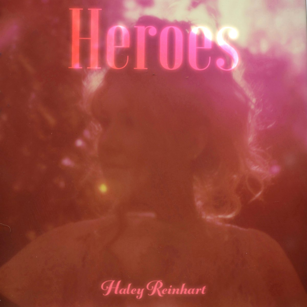 .@HaleyReinhart just released a full version of her haunting and epic rendition of @DavidBowieReal's HEROES, as partly heard in #WeCanBeHeroes. Check it out!