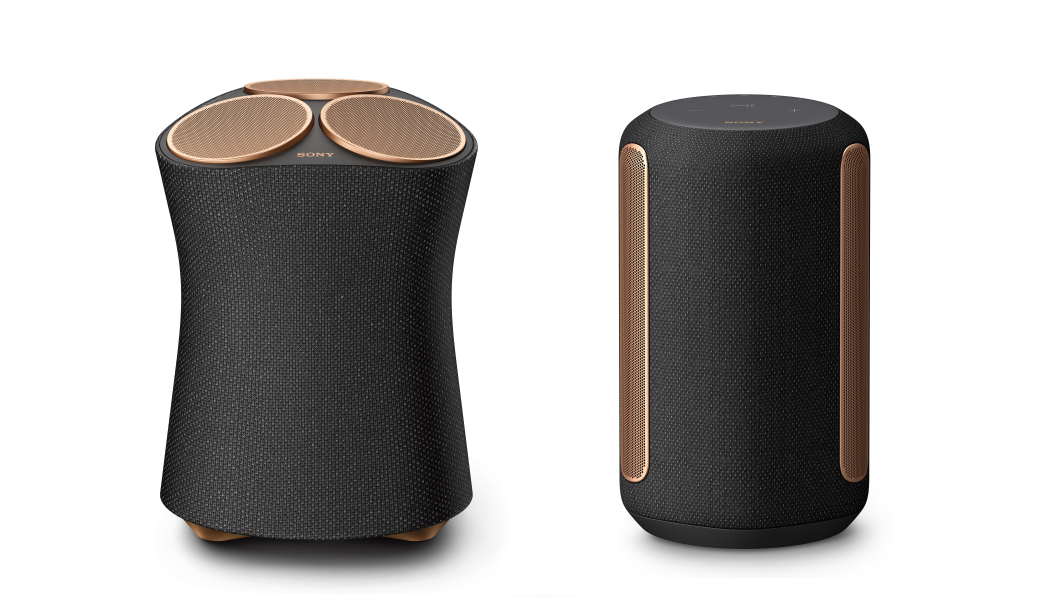 Designed to take advantage of #360RealityAudio and provide a home filling sound, #Sony unveils the SRS-RA5000 and SRS-RA3000 #wireless home #speakers.      @SonyUK #360RA #Sony360RA #SonyCES #CES2021