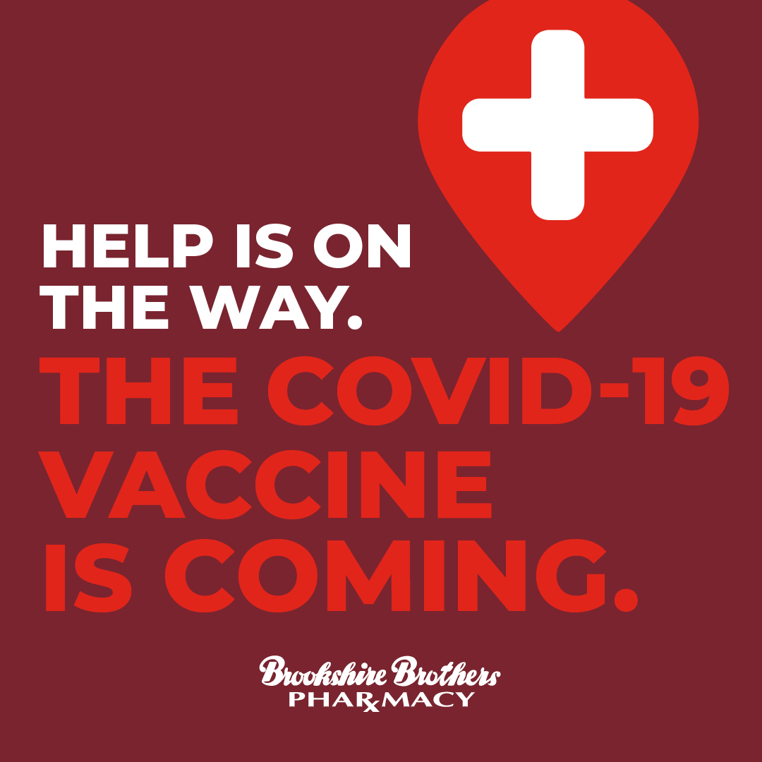 If you are eligible to receive the COVID-19 vaccine now sign up for our waiting list ➡ bit.ly/3nmevNm Need more info? Visit our website. #BrookshireBrothers #COVID19Vaccine