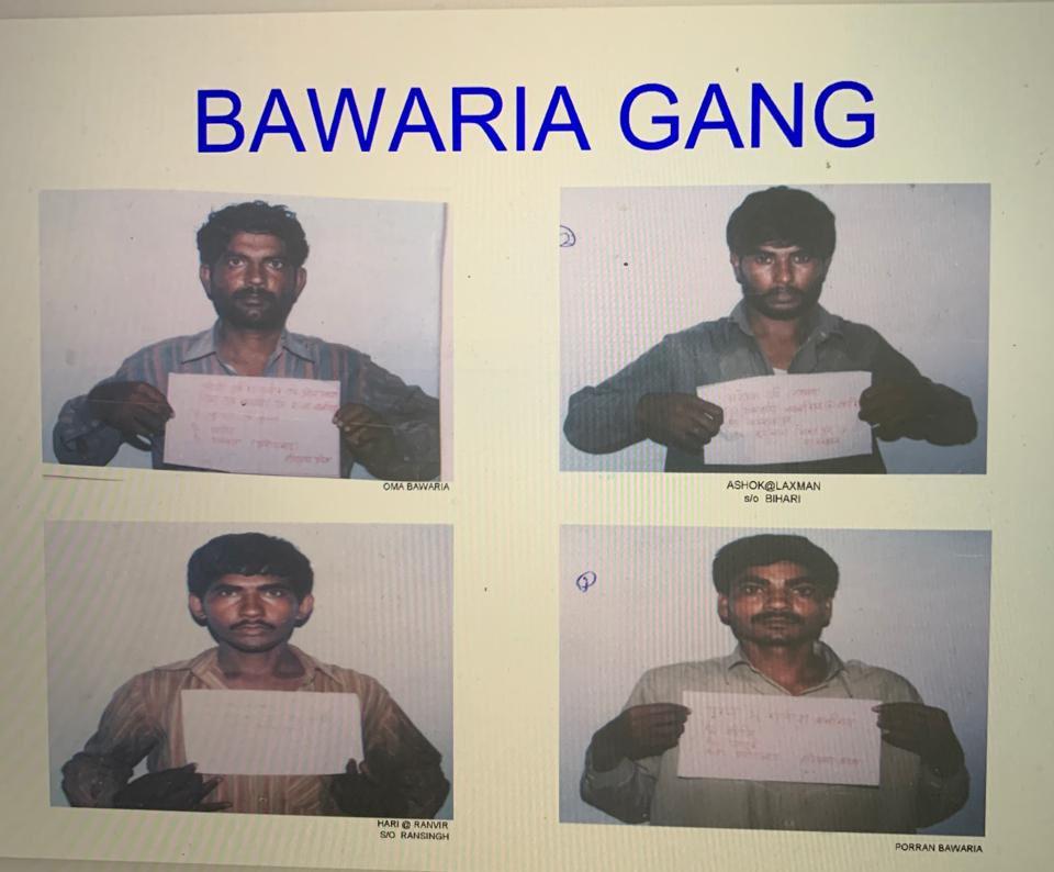 Gang oma BAWARIA CRIMES