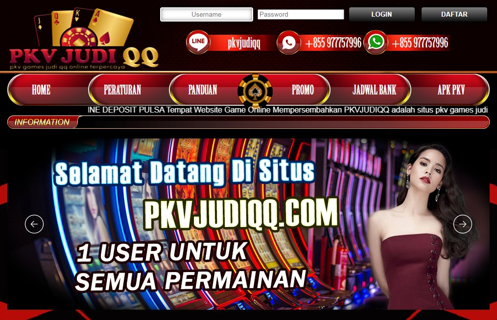 Pkvjudiqq Situs Agen Poker Domino Qq Online 24 Jam Pkvjudionline Twitter