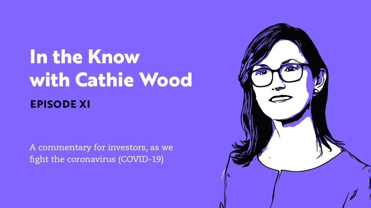 Cathie Wood (@CathieDWood) | Twitter