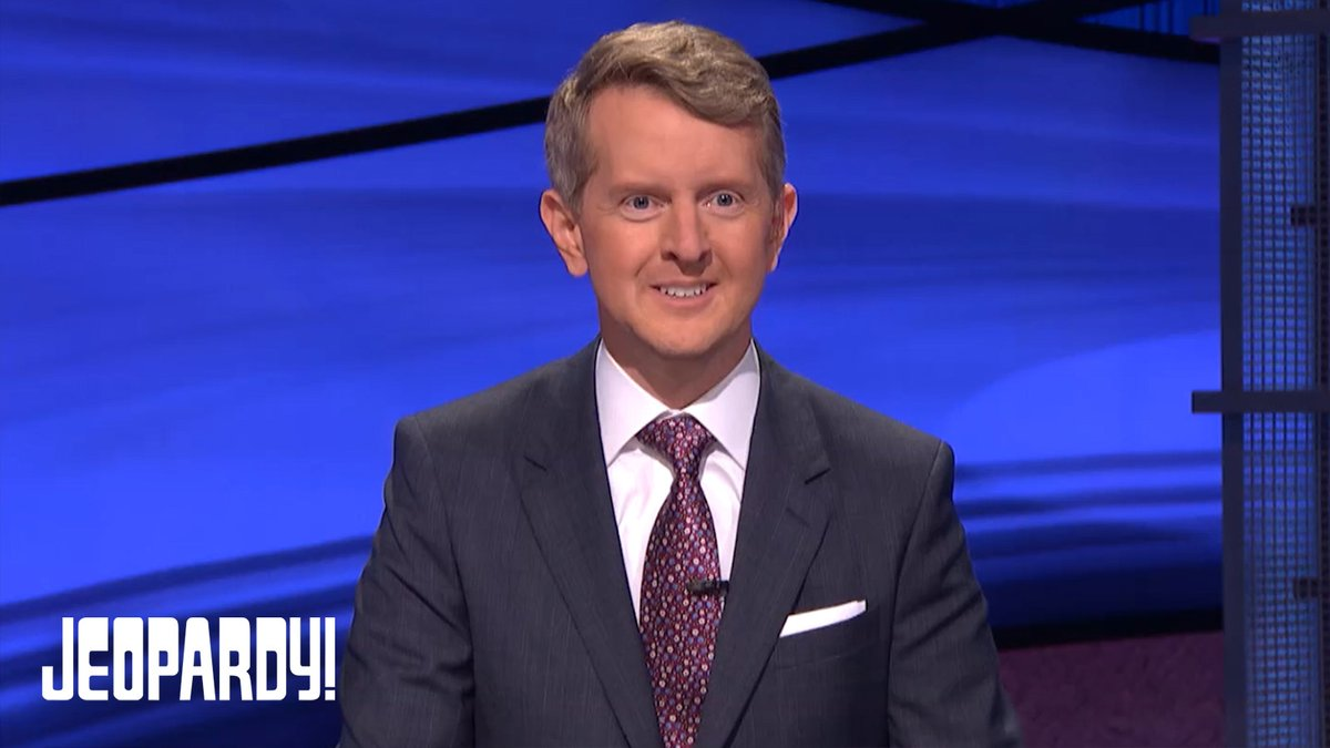 Ken has come a long way from his contestant days. Here are Ken's thoughts from behind the lectern as first in a series of guest hosts.