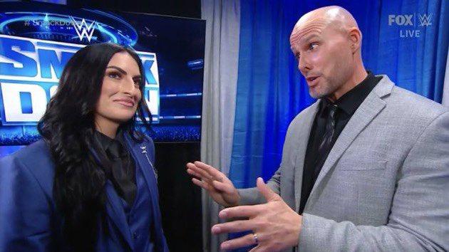 Sonya busca su revancha en SmackDown.