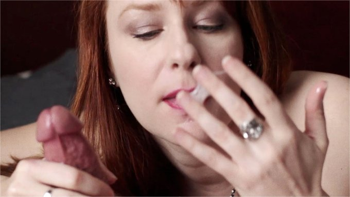 The ritual of playing with your cum is almost hypnotic, for the both of us. https://t.co/l1kSz3CZXJ https://t