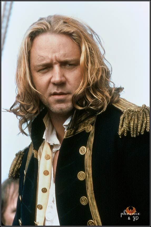 Lots of folk complaining about lack of sleep during the Pandemic. May I recommend Master And Commander starring the usually captivating, attention-grabbing Russell Crowe. I've never made it past the ten minute mark. You're welcome. And thanks Russell.  @russellcrowe