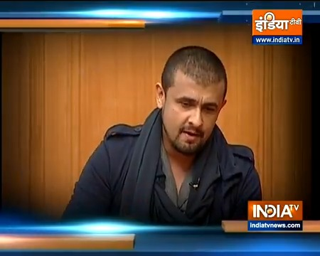 Coming Up Tonight at 10 on India TV,  Singer Sonu Nigam in #AapKiAdalat   @indiatvnews