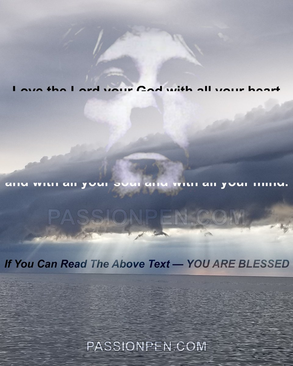 """Can you read these words? Type """"I Love Jesus"""" if you can!  Lets never forget the spoken words of Jesus 🛐🙏🙌⛪ #praise #worship #spiritualwarfare #Redeemed #Chosen #praying #Saved #yeshua #lord #yaweh #holyspirit #jesuslovesyou #christ #jesussaves"""