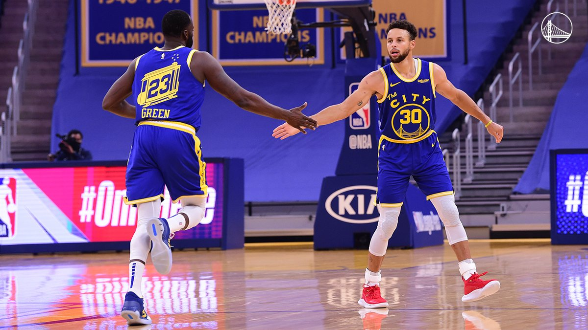 Replying to @warriors: 23 x 30