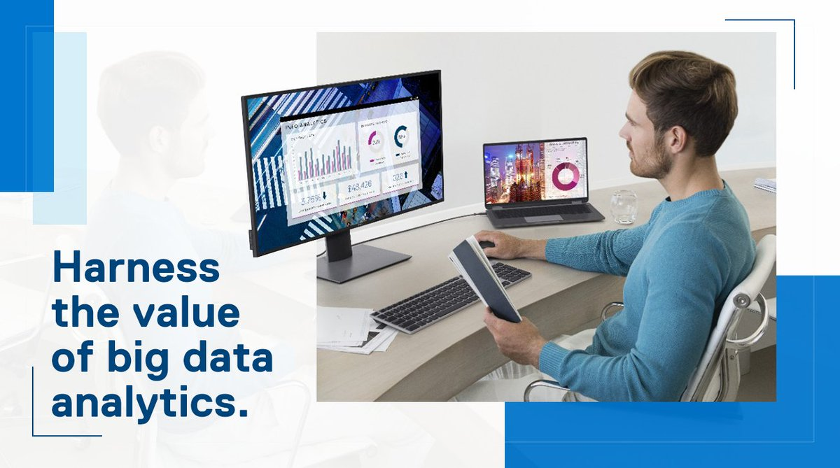 De Dell EMC Ready Solutions voor #DataAnalyse bieden een end-to-end-portfolio met vooraf ontworpen en gevalideerde tools voor #bigdata-analyse. Lees hier meer over onze data-analyse solutions, variërend van batch processing tot realtime data streaming. https://t.co/3kjvhdG733 https://t.co/hxmYSxE6Xf