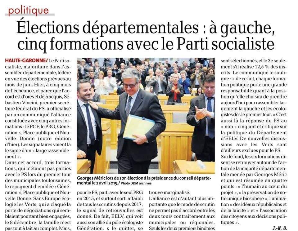 Parti Socialiste 31