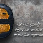 Image for the Tweet beginning: The FBI joins our partners