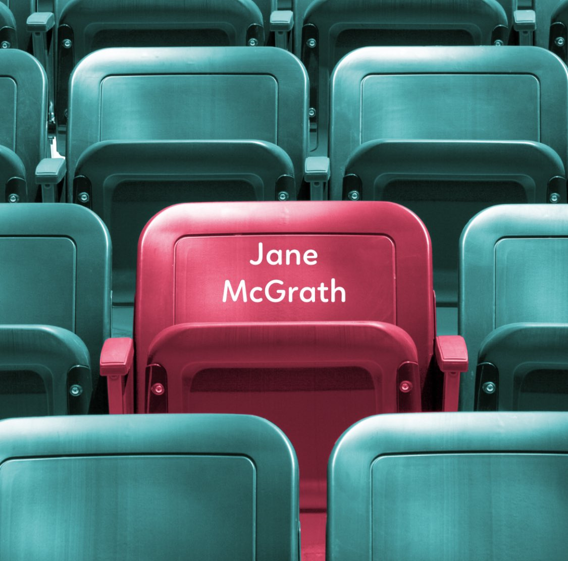 The smallest crowd ever at the Pink Test due to Covid, but the most ever raised !!! 🥳 Thank you to everyone that has purchased a @McGrathFdn virtual pink seat. My mate Jane would be SO grateful 🙏🏽💕