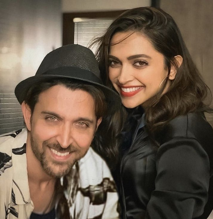 The budget of #fighter Staring #hrithikroshan and #deepikapadukone is about Rs.250Cr. and this Aerial action drama is directed by #SiddharthAnand
