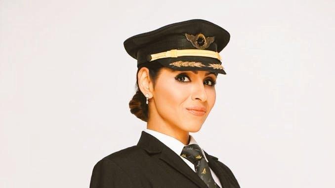 Air India's woman power flies high around the world.   Historic inaugural flight between Bengaluru & San Francisco will be operated by an all women cockpit crew comprising Capt Zoya Aggarwal, Cpt Papagari Thanmai, Capt Akansha Sonaware & Capt Shivani Manhas. @MoCA_GoI @airindiain