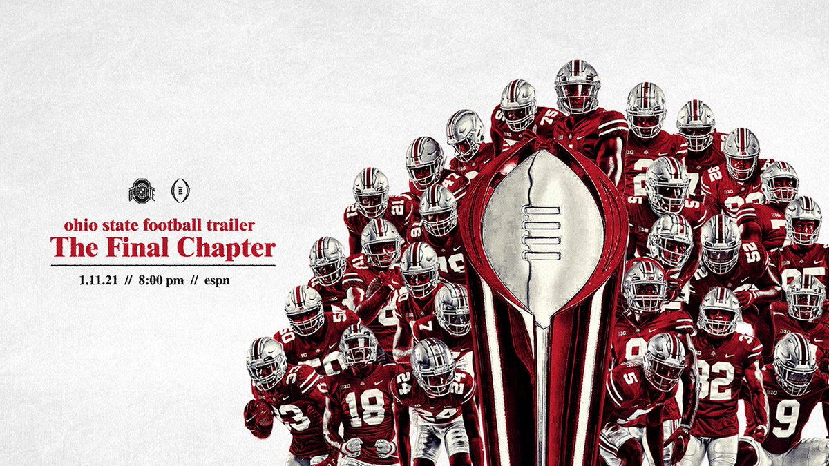 The Chapter of Champions (feat. @johnlegend & @KingJames)  #GoBuckeyes #Fight