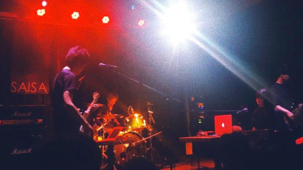 最小限最大限に 持てる力は眠りにつき 怯懦は虚無に泣く。  #saisa #music #postrock #piano #love #shogazer #guiter #RockinEve #ロック #alternative #alternativerock #ambient #happy #ambientmusic #postrockband #postrockmusic #good #bandcamp  #ポストロック #japaneaserock #musician