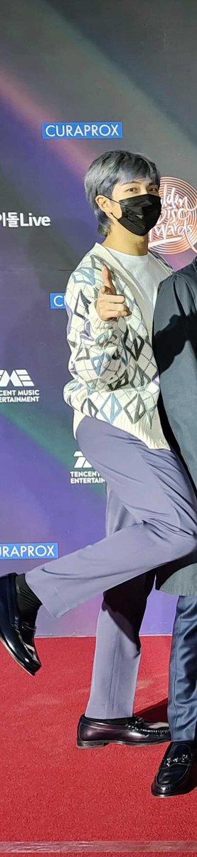 너무너무 깜띡한 김알엠씌~🐨❤️  #BTS #RM  #방탄소년단 #남주니  #GoldenDiscAwards  @BTS_twt