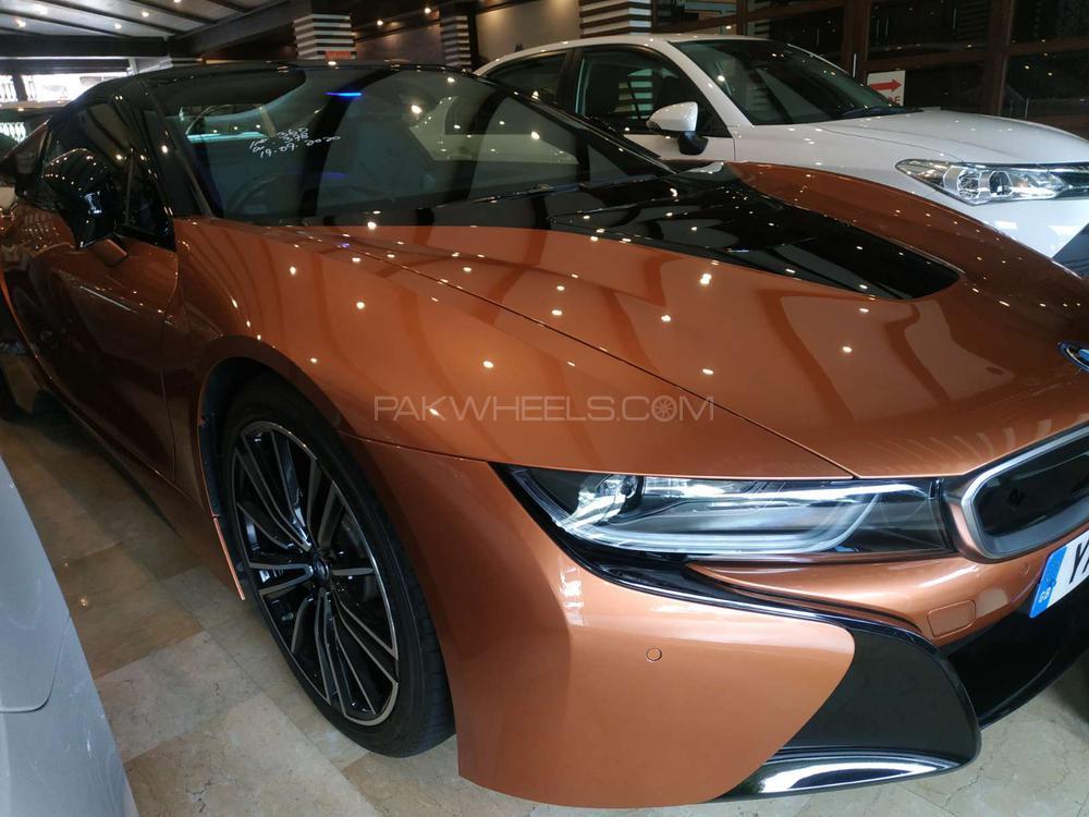 @BMW #Bmwi8