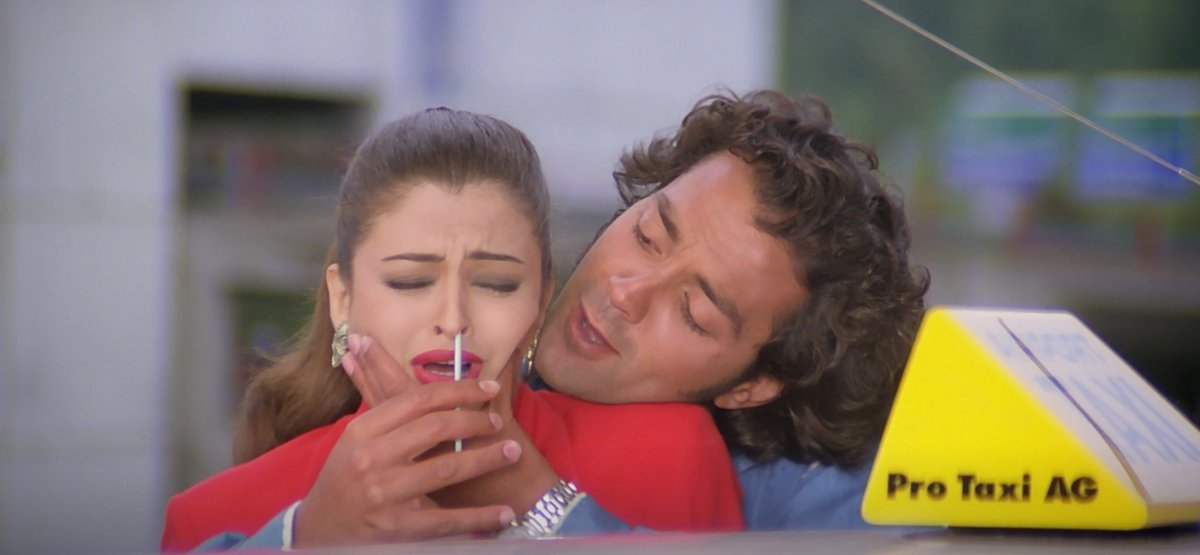 Bobby Deol was a pro at Covid testing long before the virus even came into existence.