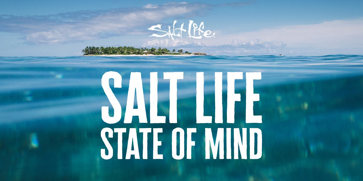 Live Life in a Salt Life State of Mind  #WeekendVibes #LiveSalty