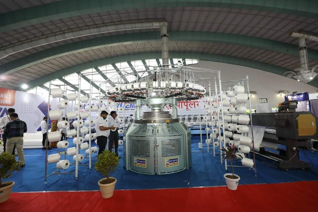 First regular industrial exhibition in Gujarat after pandemic kicks off in presence of two union ministers