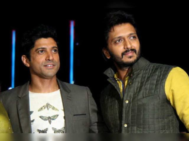 Dearest @FarOutAkhtar - it's your Birthday...- social media is flooded with it- 'it's all over' ..... 🤪 wishing you happiness, good health & loads of love. HUPP!!!!py Birthday
