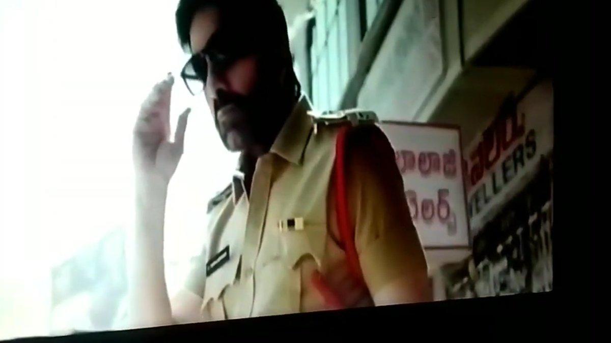 After 2019  #GoodNewwz ... Now Watching #Krack @RaviTeja_offl Entry Scene 🔥💥