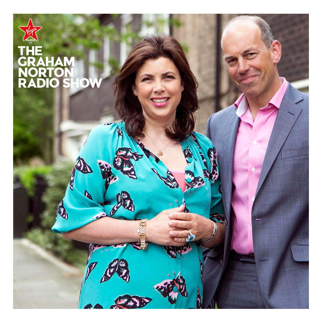 .@KirstieMAllsopp and @PhilSpencerTV will be joining #TheGrahamNortonRadioShow tomorrow morning!    Have a burning question for telly's property duo? Let us know!