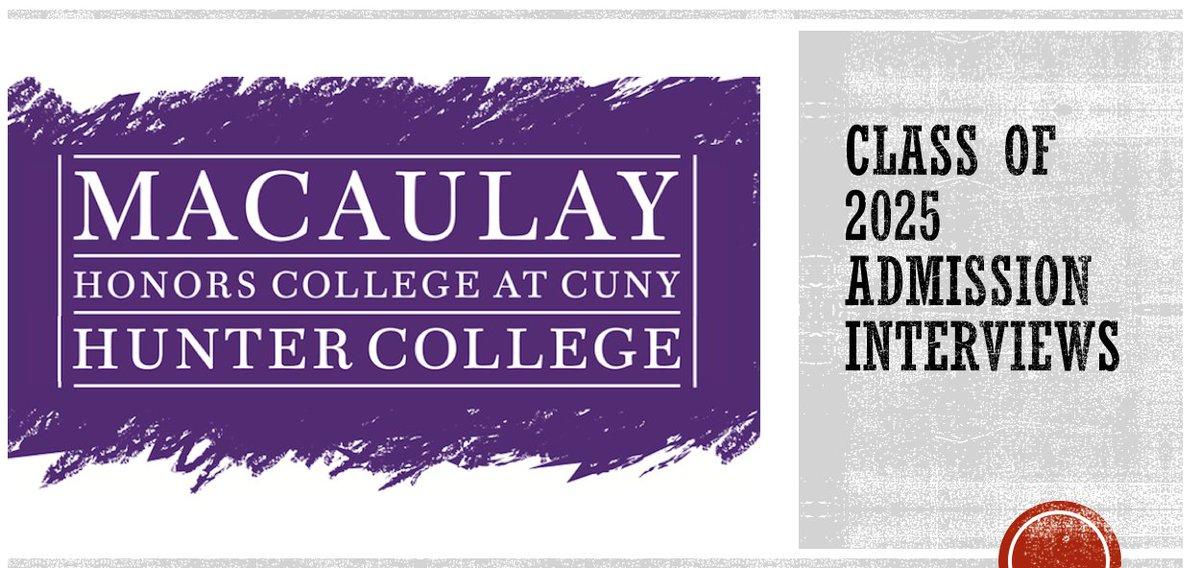 Hunter College Fall 2021 Calendar Macaulay Honors College at Hunter College (@MacaulayHunter)   Twitter