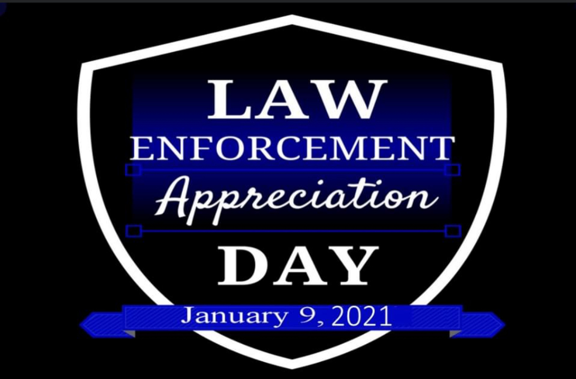 The Fox says a big thank you to all of the dedicated men and women in law enforcement. #NationalLawEnforcementAppreciationDay
