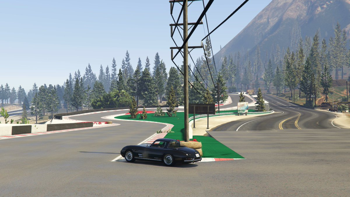 Broughy1322 - Today is the return of the live streams showcasing awesome GTA race tracks created by the community. I'll be live at 5pm GMT on  - see you there!