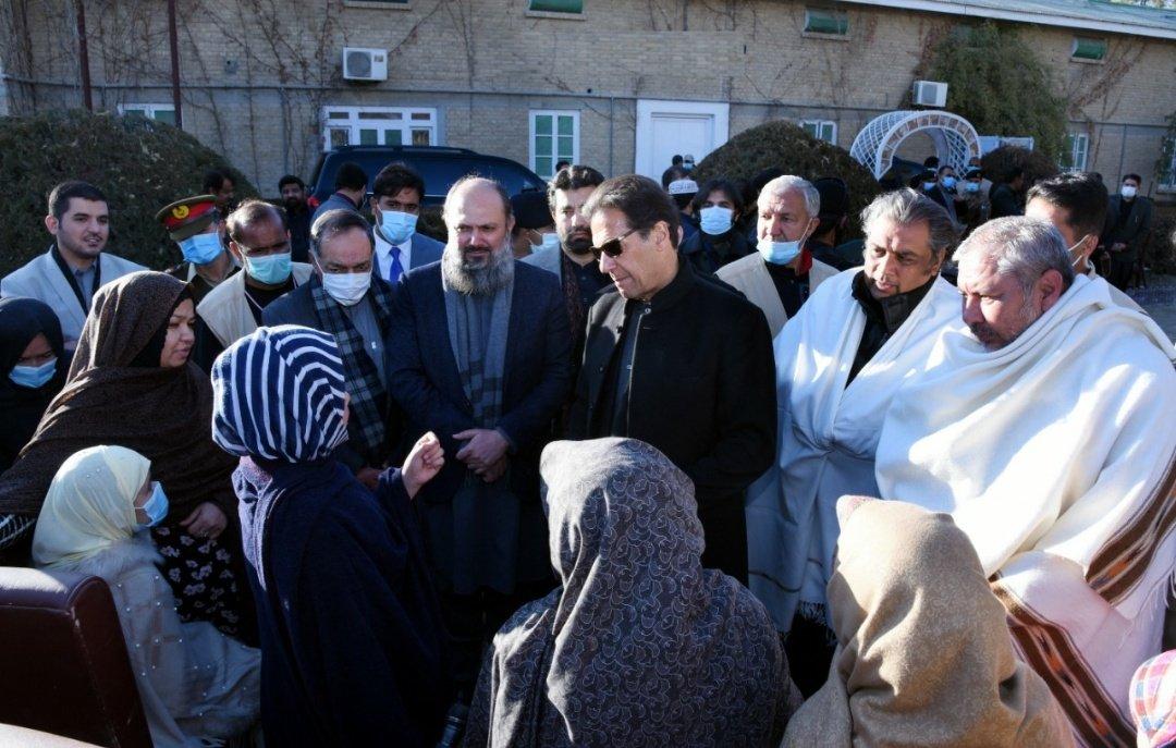 سانحہ مچھ، تمام وعدے پورے کریں گے: وزیراعظم عمران خان
