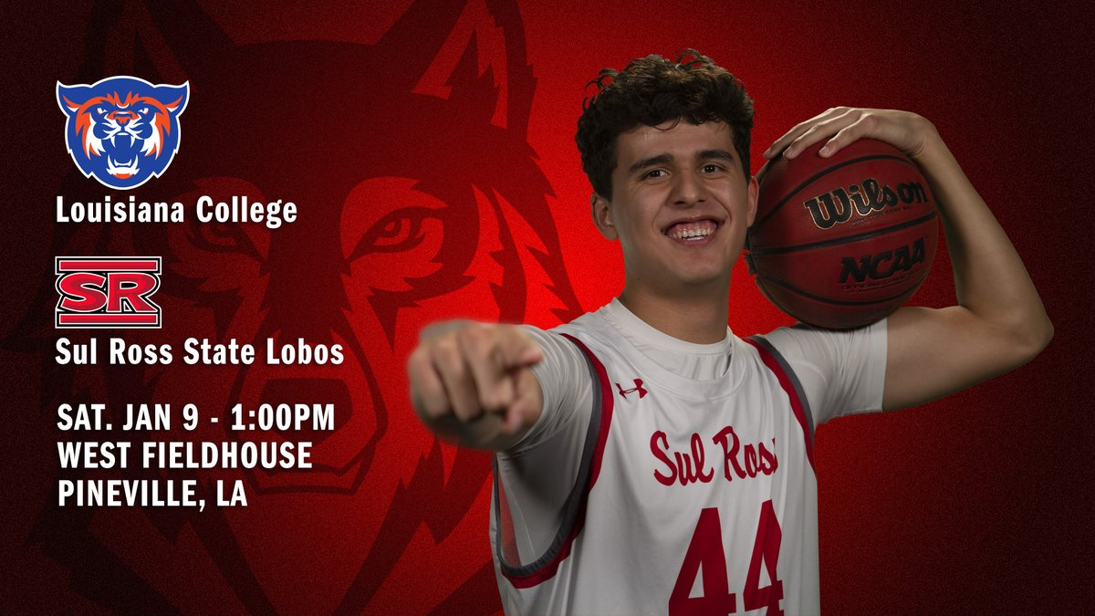 The Lobos look to tame the Wildcats this afternoon in an ASC clash!  TIP: 1:00 p.m.  WATCH:   LIVE STATS:   #SRSU #ASChoops #d3hoops
