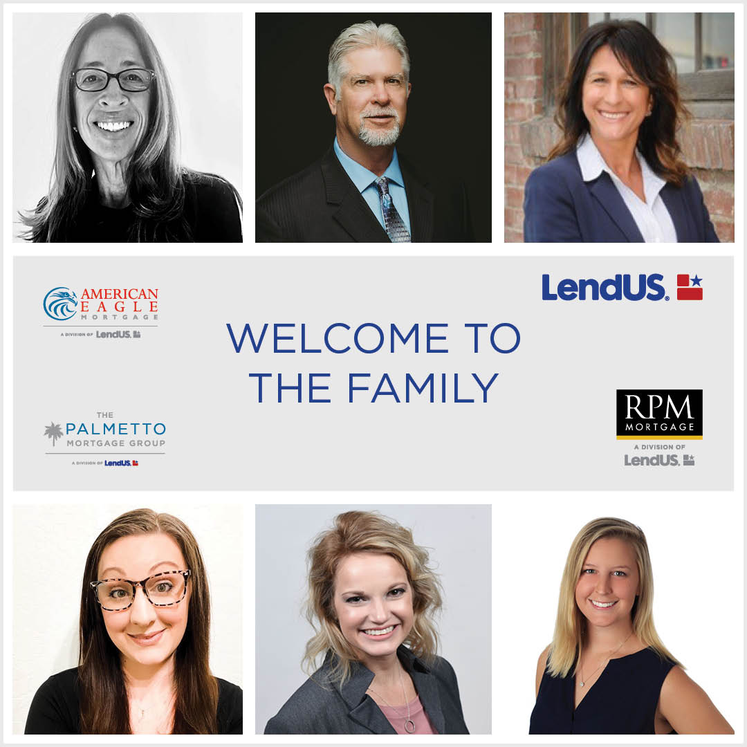 We are proud to welcome new members to the team this past December - Welcome to the LendUS family! #lendusfamily #candowilldo https://t.co/4oR7WHhJLq