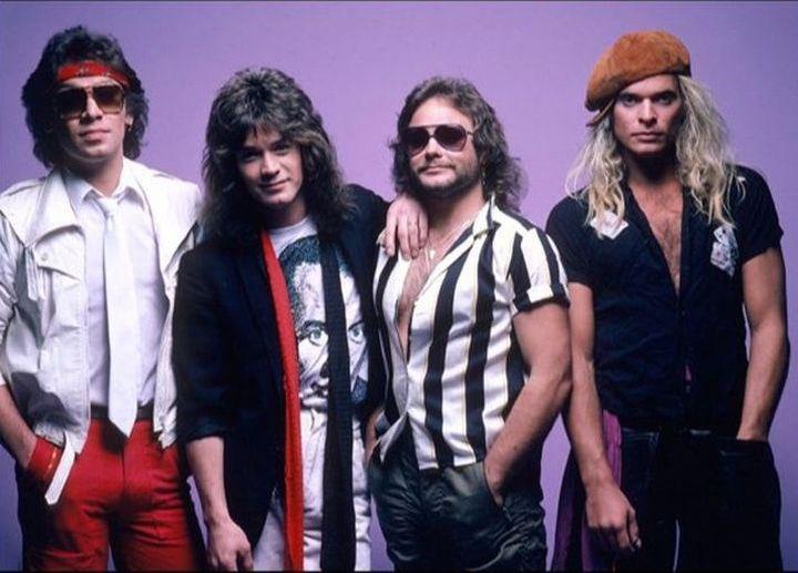 🔥 The Mighty Van Halen 🔥 #vanhalenarmy #VanHalen #themightyvanhalen #SaturdayMorning #SaturdayThoughts #SaturdayVibes #SaturdayMotivation #SaturdayMood #saturday #ripeddievanhalen #eddievanhalen